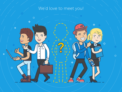 We're Hiring! — Visual Communication Designer design illustration graphic designer malaysia hiring