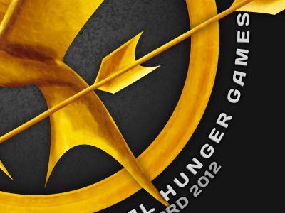 Final Hunger Games hunger games mockingjay gold arrow bird css3 website html animation