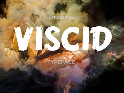 Viscid Font Pack brush fonts paint font brush font font branding vector typeface fonts font design creative market
