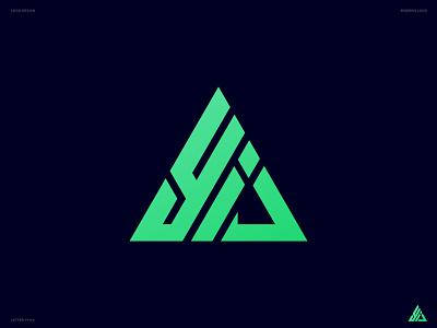 YIC letter logo design colorful logo professional logo modern logo illustraion logo mark business branding minimal minimalist logo creative logo logo designer logo maker letter logo logo design logo ci logo yi logo c logo i logo y logo