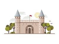 Landmarks of Istanbul - Topkapı Palace