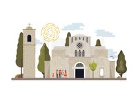 Saint Barnabas Monastery