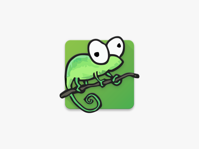 Notepad++ android premium icon vibrant google notepad material design design material