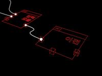 3D node system