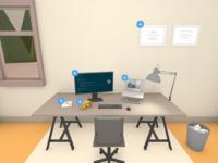 360° interactive resume