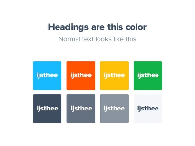 Updated style guide guide style typography colors huisstijl style guide