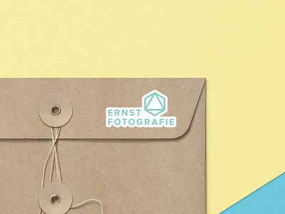 Ernst Fotografie Sticker stickermule sticker logo ernst fotografie