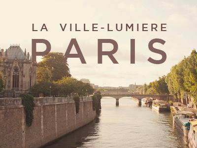 La Ville-Lumière, Paris paris france favorite place notre-dame