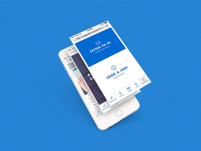 Suggesters Solutions first mobile design web responsive suggesters