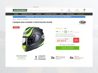 Motorbike e-commerce
