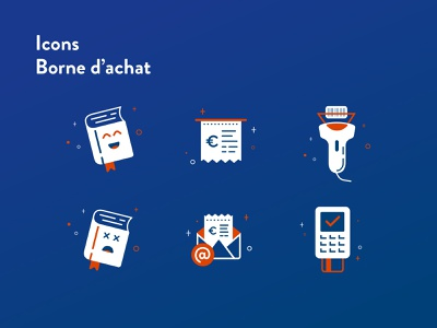 Cultura Icons terminal mobile clean app ui flat illustration icons web android