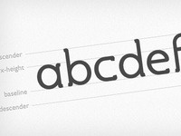 Typeface Preview