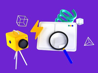 skillbox'ed design blender 3d