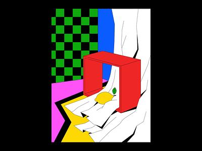 Still Life #1 illustrator ui branding girl vector minimal animation love graphic character illustration