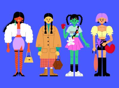 Fashion street #1