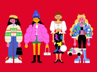 Fashion street #2