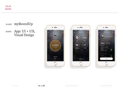 Portfolio PDF portfolio design graphic