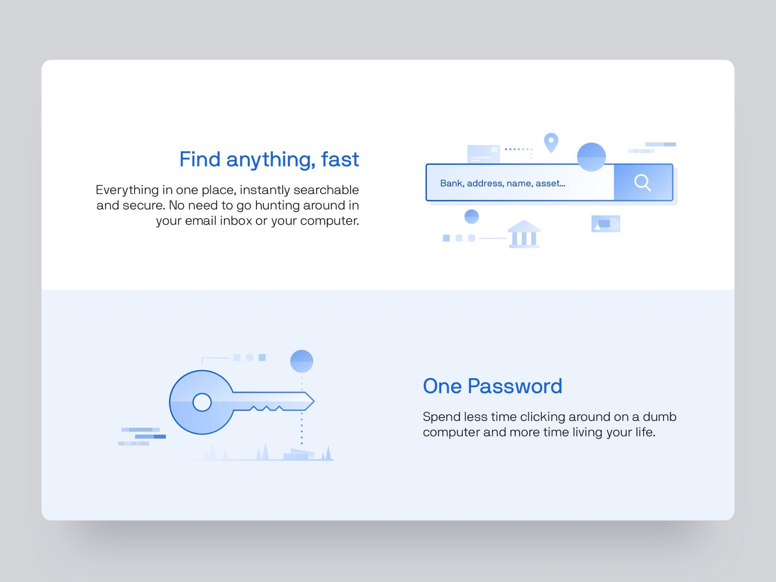 Bedrock Icons - Find 🔍 & Password 🔑