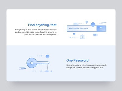 Bedrock Icons - Find 🔍 & Password 🔑 password privacy search illustration icons