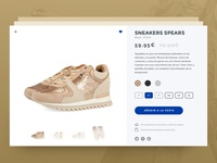 Product Detail - Ecommerce Experience