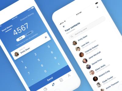 Elix Lending App Concept