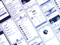 Elix App Wireframes