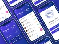 Elix App - Wallet