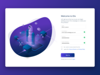 Elix Sign Up