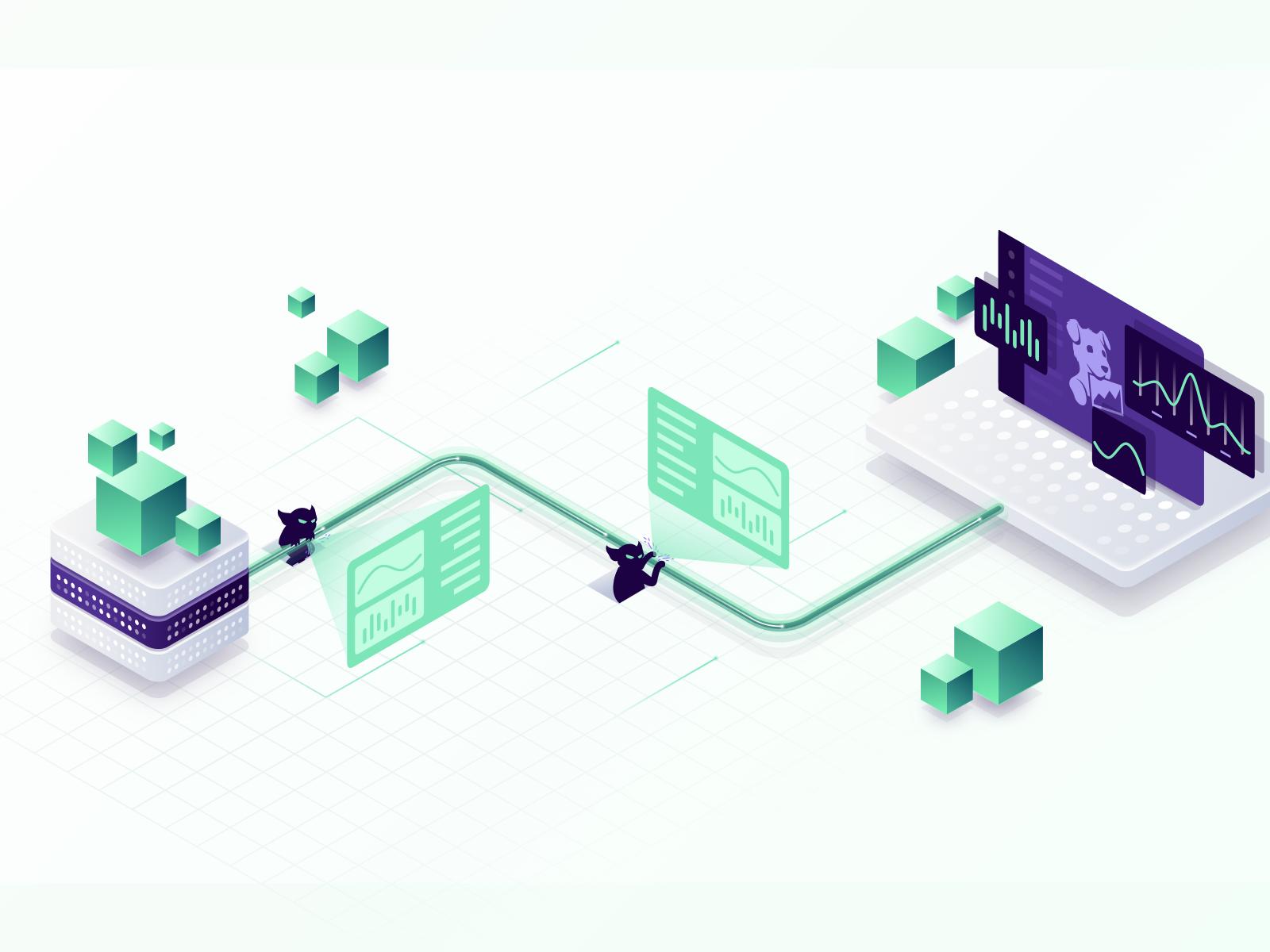 Datadog integration illustration gremlin
