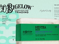CO•Bigelow : Mentha Type