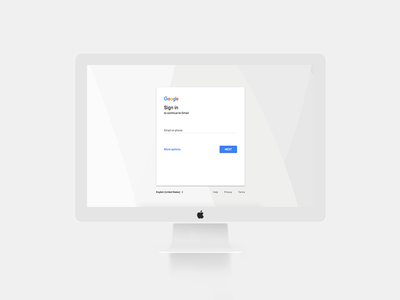 Google Sign-In responsive pattern cards texture product ui nougat android material design google design visual