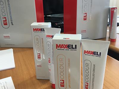 Maxeli Tubes fashion hair color colour tubes