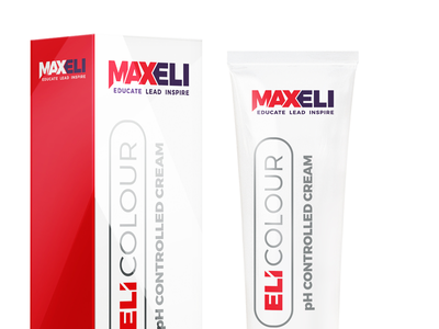 Maxeli Tubes fashion hair color colour tubes