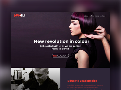 MaxEli Site hair hair stylist hairstyle fashion hair colour