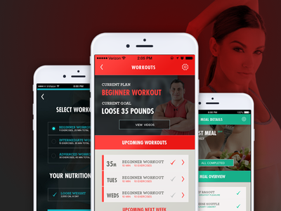 Livebody Coach ios app workout life coach