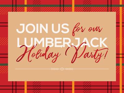 Lumberjack Holiday Party