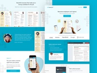 Careerlyft - Homepage
