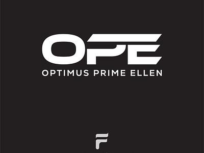 OPE Name Type Logo logo trend 2021 logo generator illustration design real estate logo inspiration branding designer brand identity logo maker branding logo graphic design ui