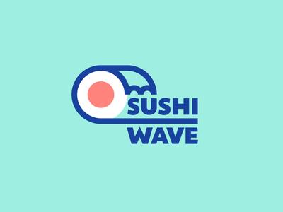 Sushi Wave chopsticks sashimi restaurant fish rice ocean water wave roll sushi