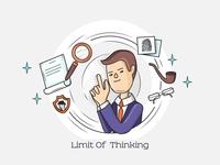 Limit of Thinking
