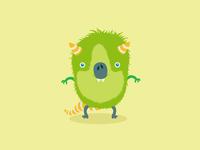 Monster No. 4 - Hamsterzilla