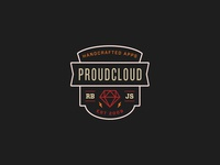 Proudcloud Sticker 01