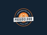 Proudcloud Sticker 02