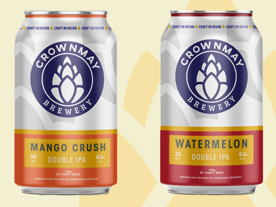 Crownmay - Brand Identity Design can design beer branding package design brand brand identity branding beer