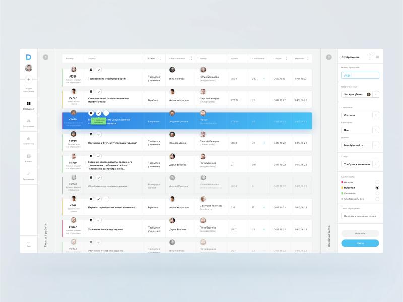 Deskman wip ux ui sketch responsive minimalism grid fullscreen flat desktop dashboard clean