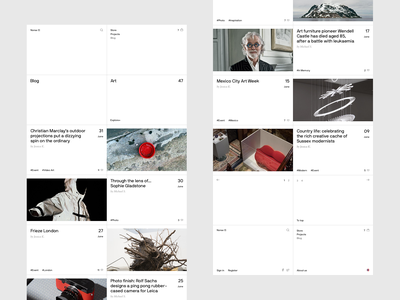 Norse Store. Blog 2019. journal blog design minimalism desktop e-commerce white fullscreen wip minimal website ux ui responsive concept clean web grid