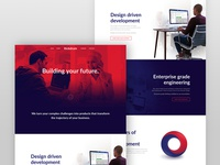 Kickdrum Website