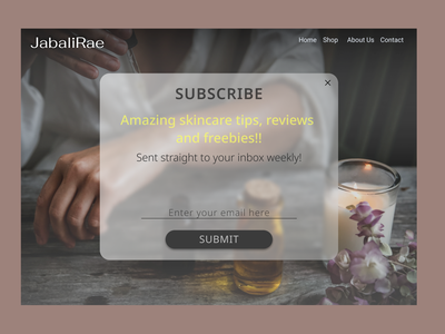Subscribe - Daily UI 26 design web flat ux ui graphic design