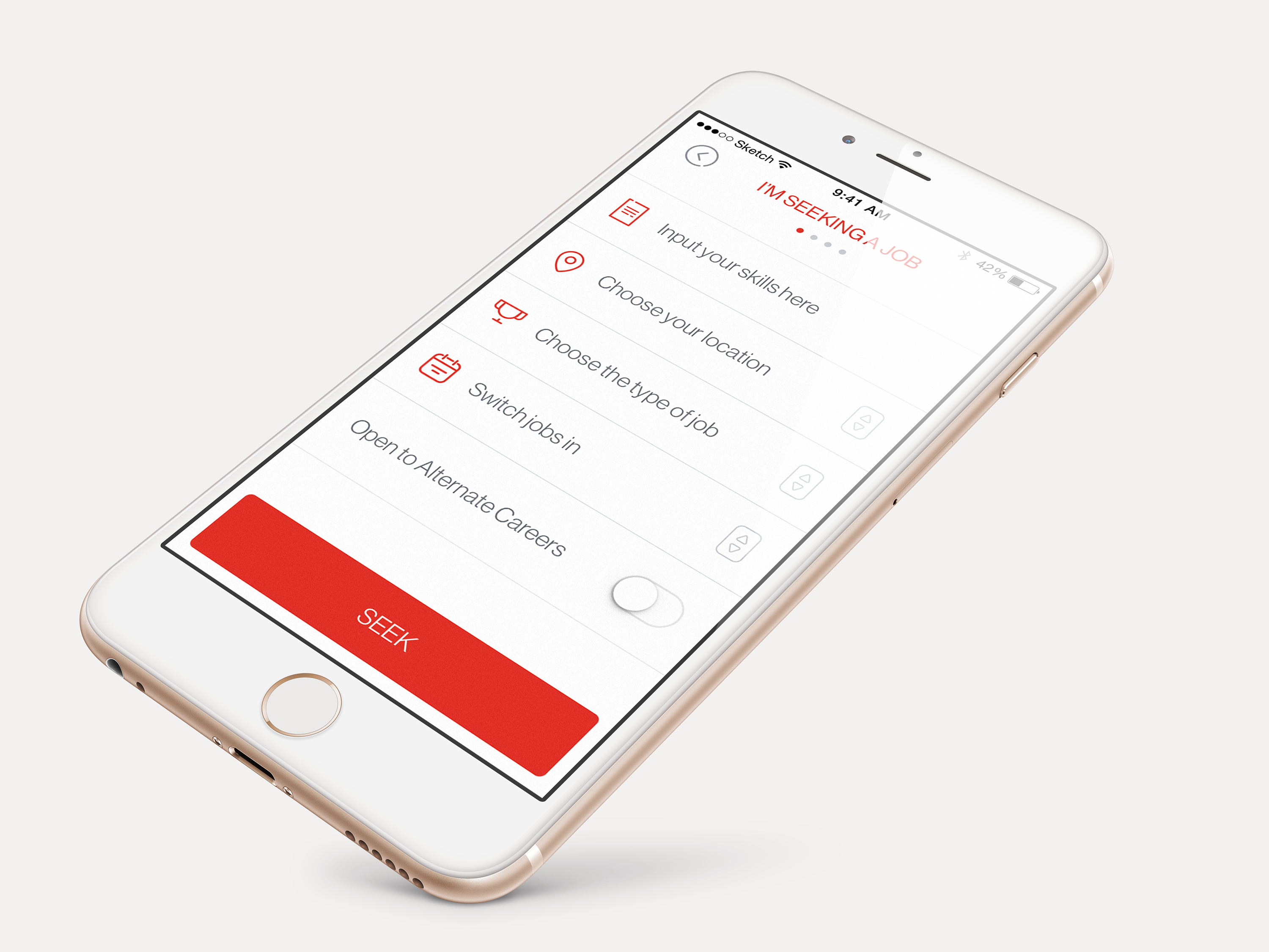Dribbble Iphone 6 Plus Perspective Png By Dima Shvedun