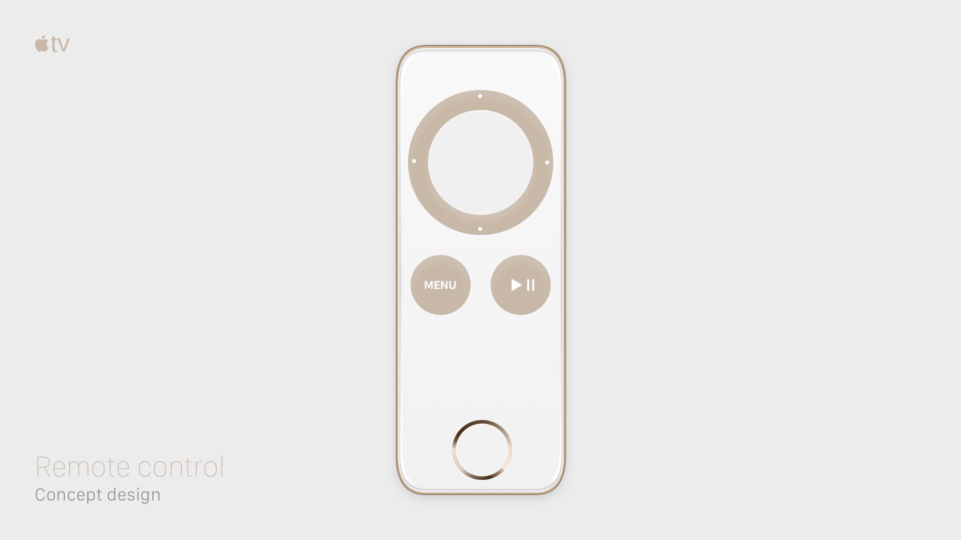 Remote control concept copy